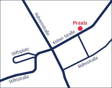 Kinderarztpraxis Dres. Wallraf, Kerpen, Kölner Straße 13