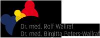 Kinderarztpraxis Kerpen | Gemeinschaftspraxis Dres. Wallraf Logo